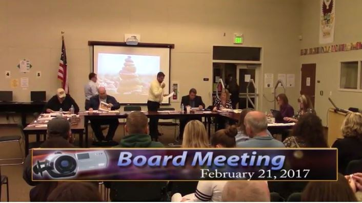 Board Meeting 2-21-2017 (Video) Thumbnail Image