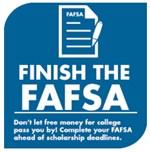 Finish the FAFSA