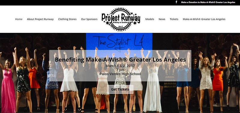 Get Tickets: Project Runway Fashion Show | March 1 & 2 Thumbnail Image