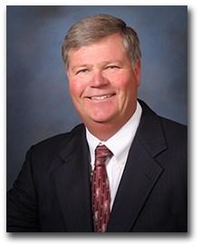 Portrait of Dr. Doug Kimberly, Superintendent