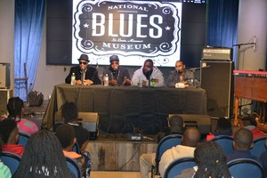 Students, National Blues Museum