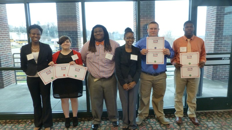 Engineer Technology Student Association Winners Thumbnail Image
