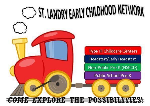St. Landry Early Childhood Logo
