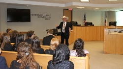 Commissioner Riley addressing the MISD students.jpg