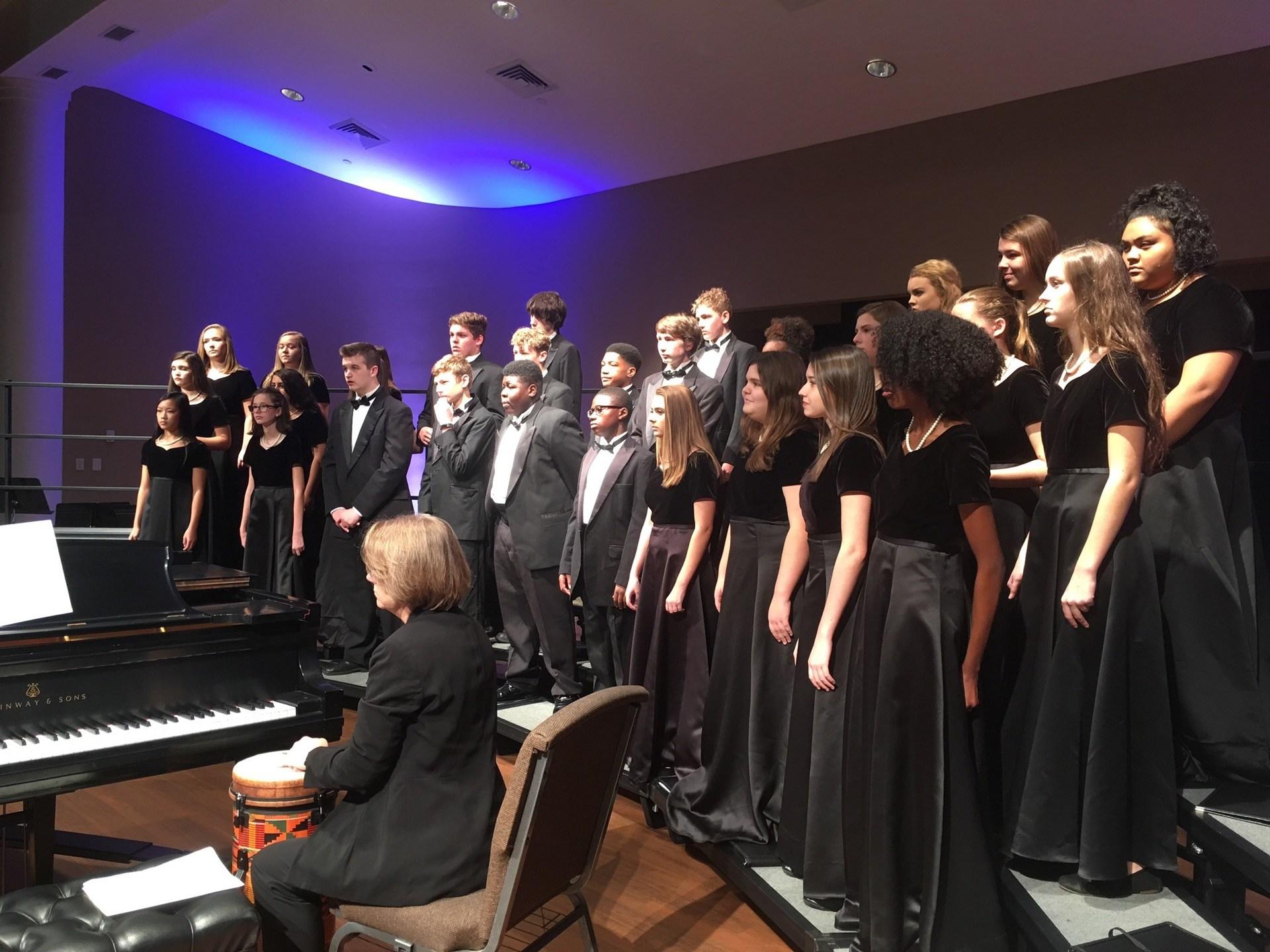 Southern Wesleyan University Choral Festival