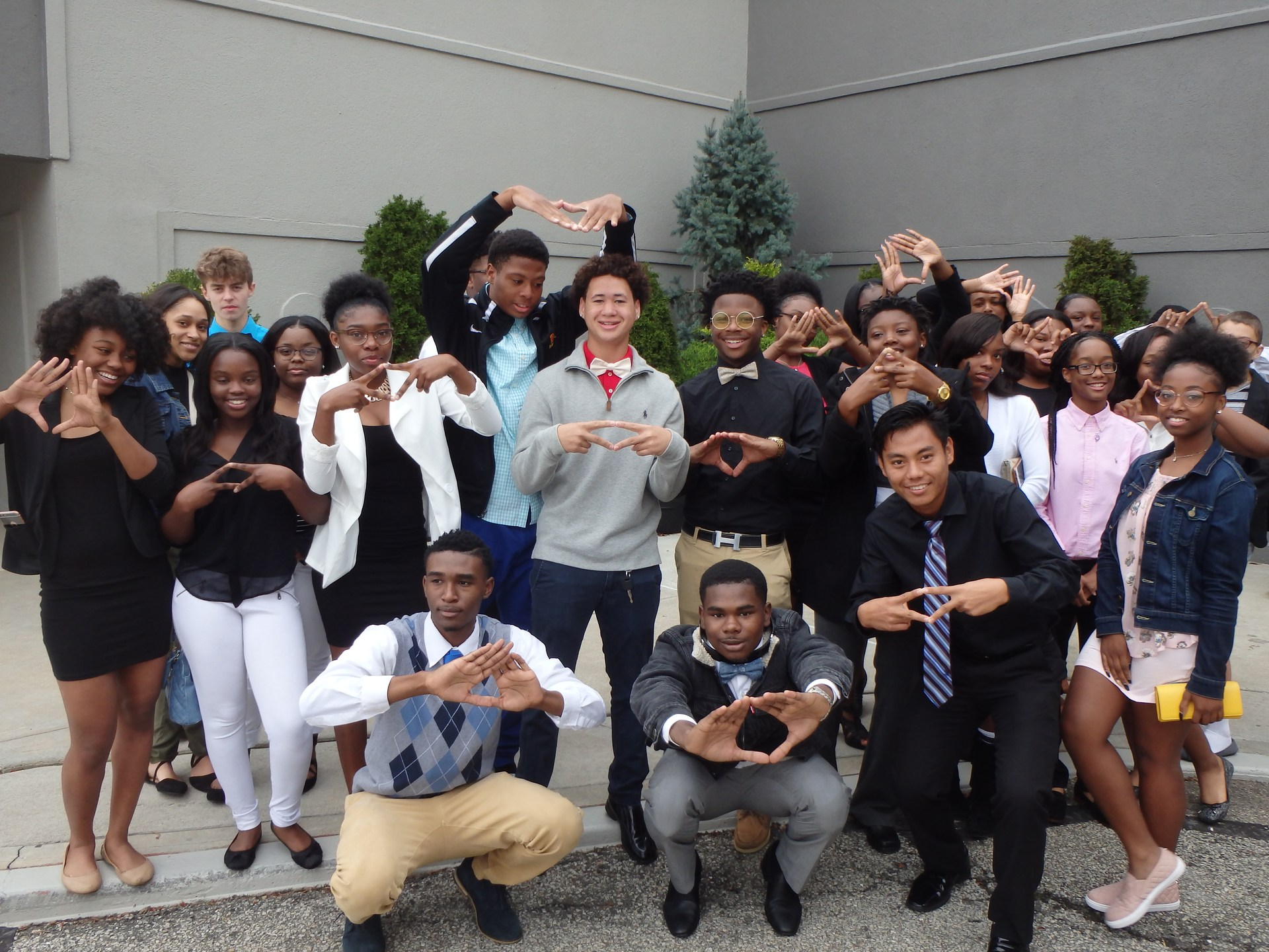 District 5 DECA Fall Leadership Conference