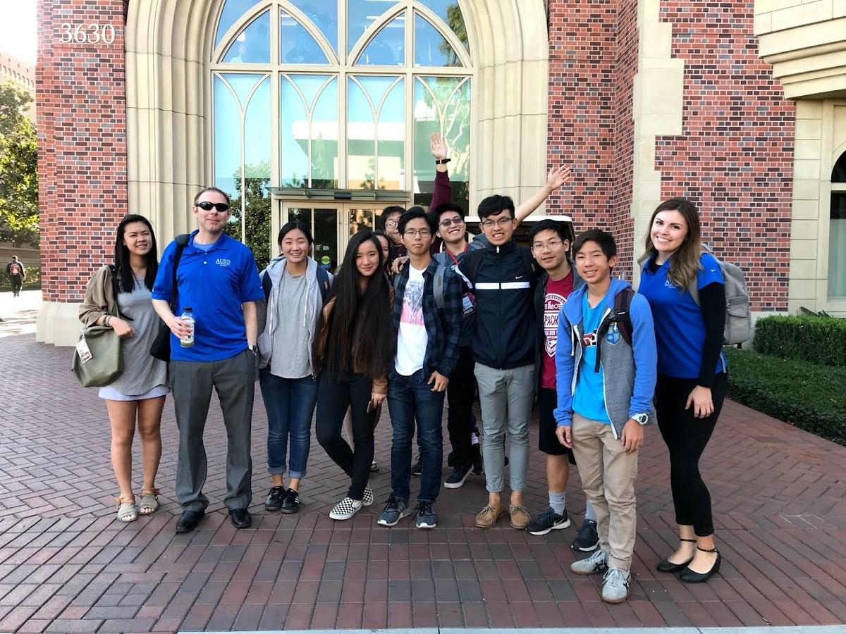 USC High School Journalism Day