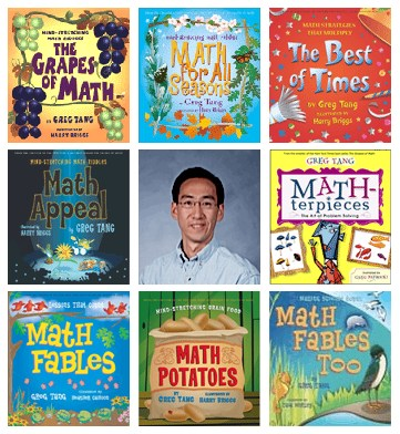 Wednesday, April 4th~ 6:30 - 7:45 Greg Tang Parent Workshop: Aspects of Effective Math Instruction Thumbnail Image