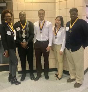 VCS FBLA Students