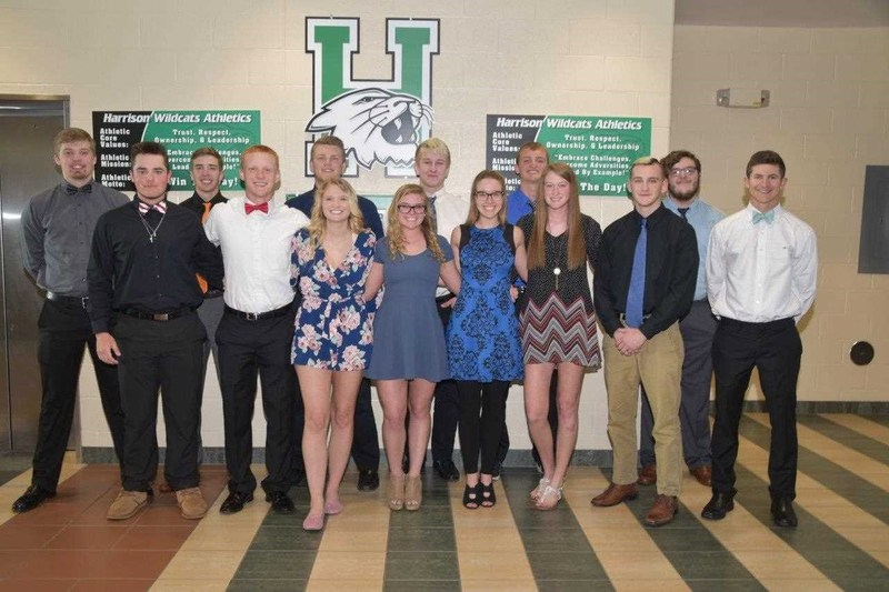 14 Student-Athletes Recognized at Spring Signing Day Thumbnail Image