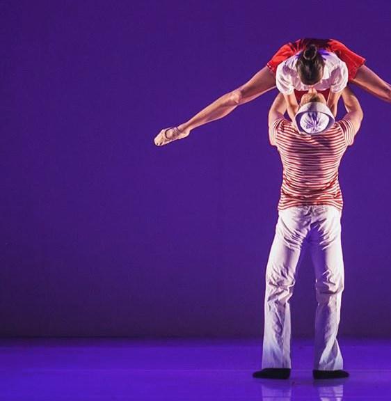 Tomorrow! Tuesday, 5.22.18! Wonderbound Dance Company at Doral! Thumbnail Image