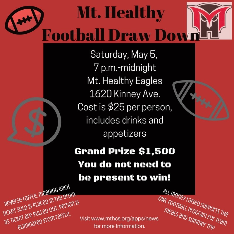 Draw Down to Support Student Athletes Featured Photo