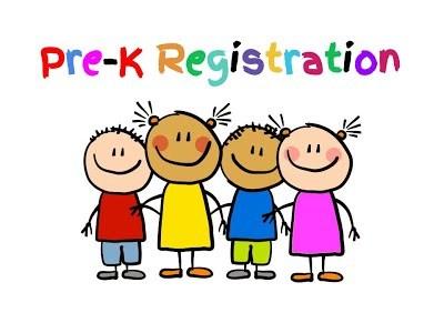 Pre - K registration