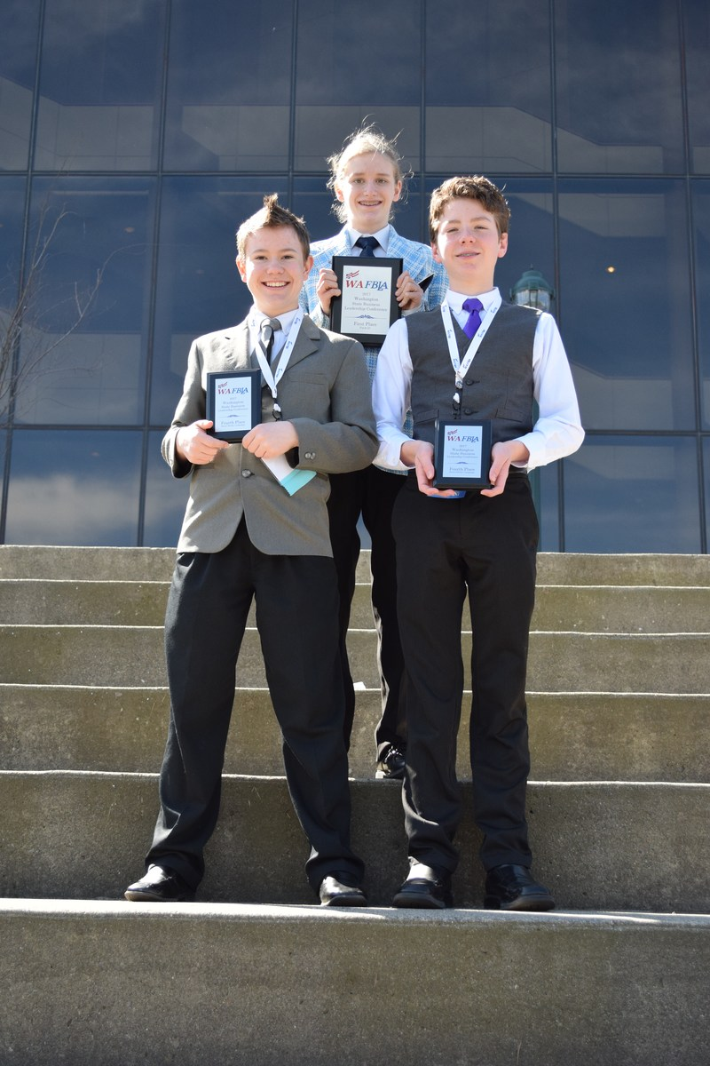FBLA Nationals Here We Come! Thumbnail Image