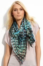 Example of Dress Code Scarf