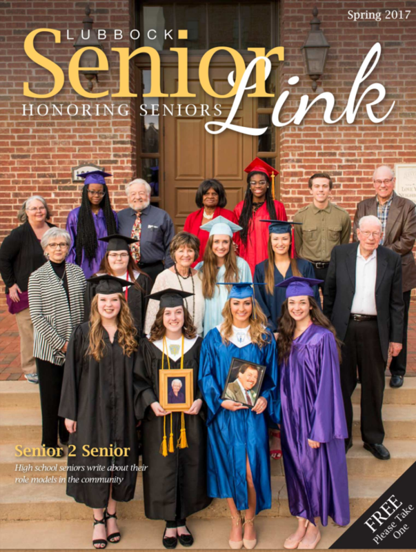 LCHS Senior Publishes Work in Senior Link Magazine Thumbnail Image