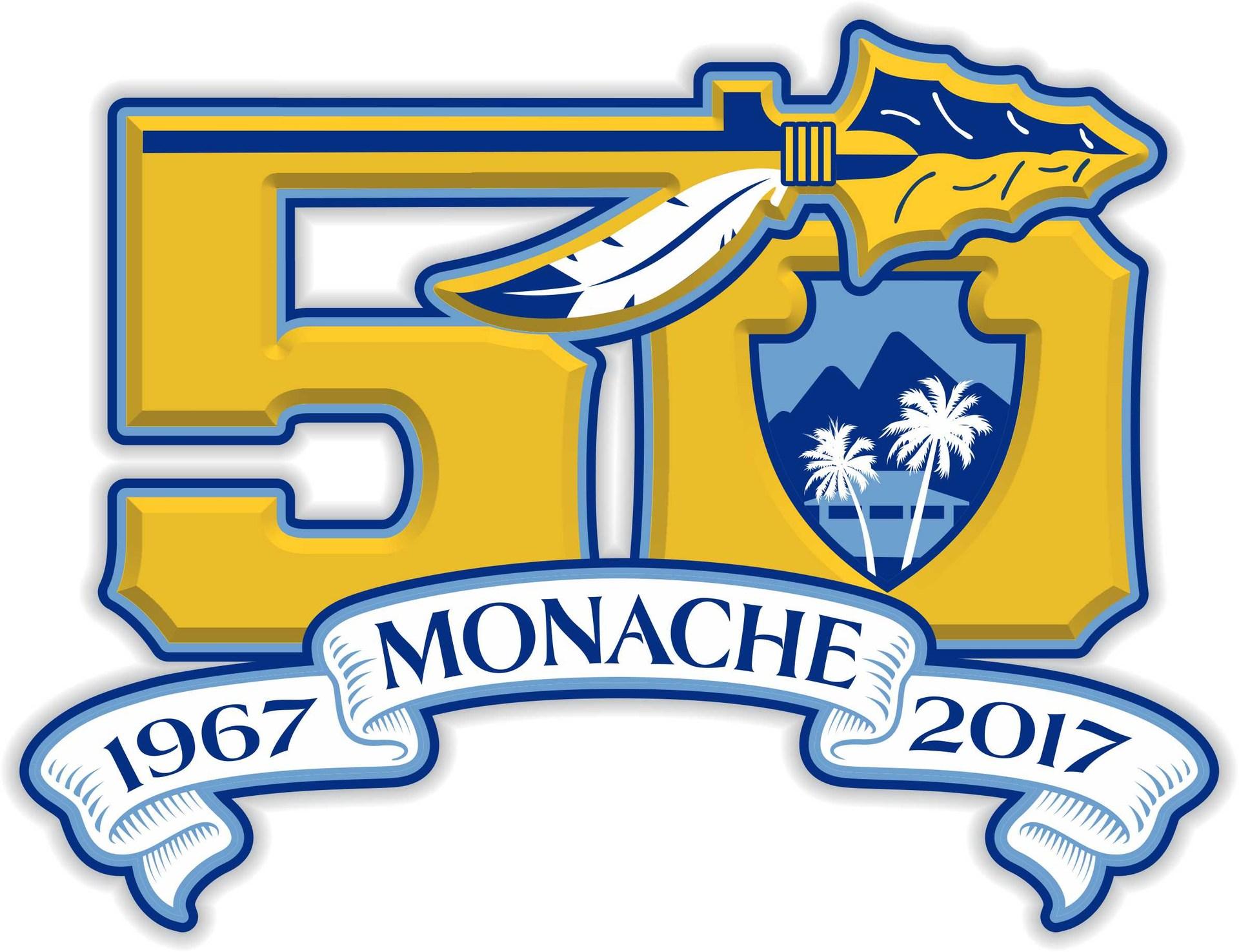 MHS 50 Logo