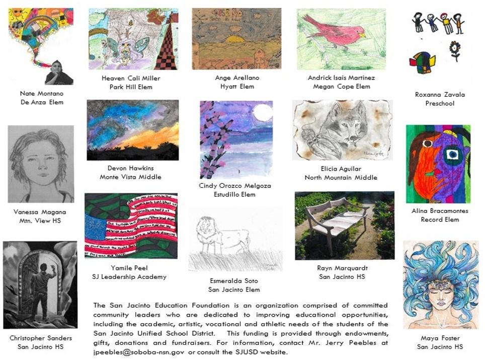 Stephen Talley Art Contestants