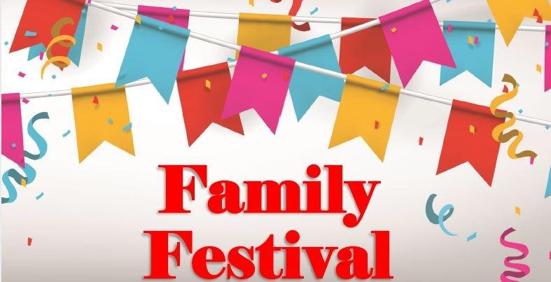 The Family Festival flyer