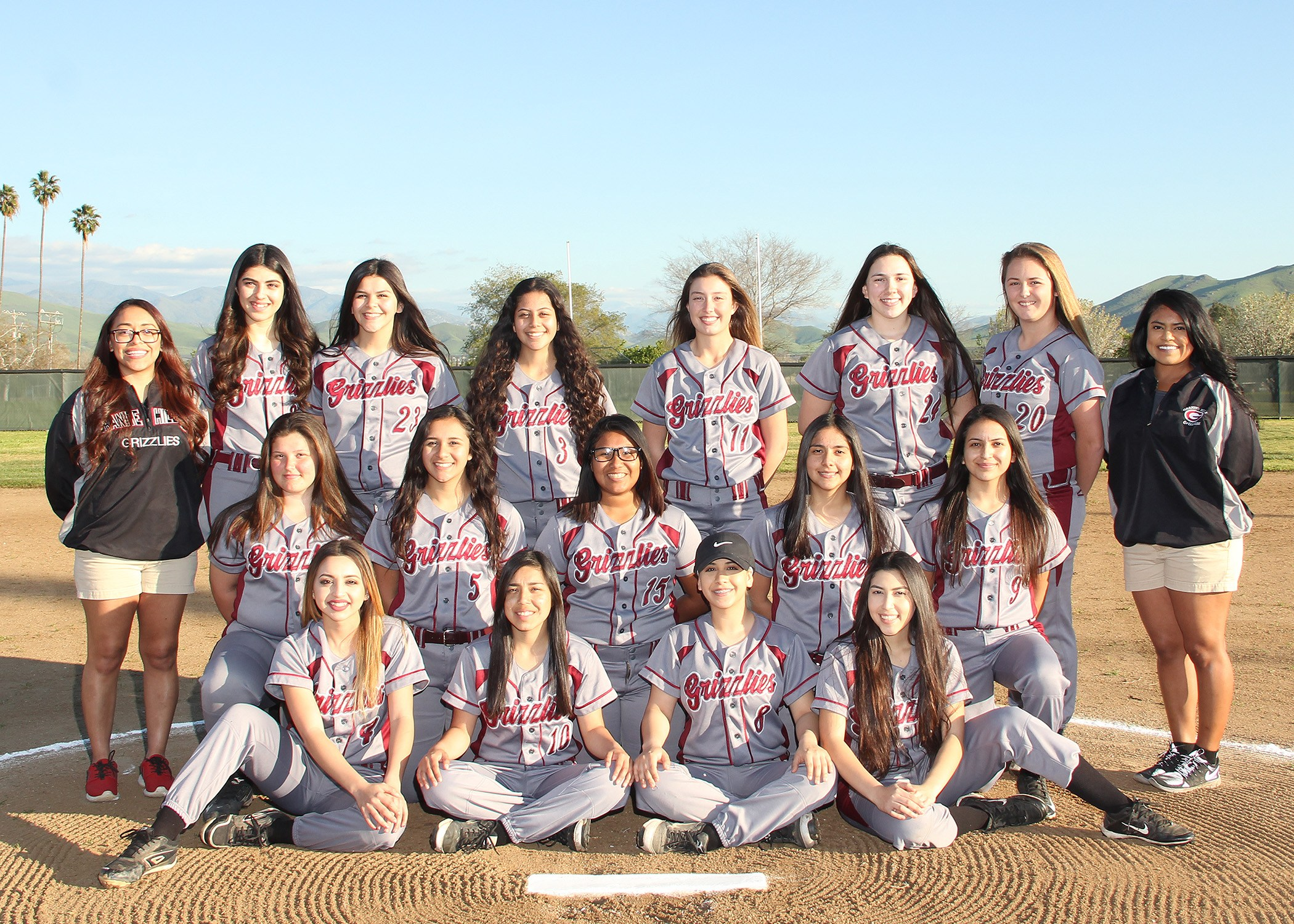Varsity Girls Softball