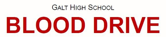 GHS Blood Drive Thumbnail Image