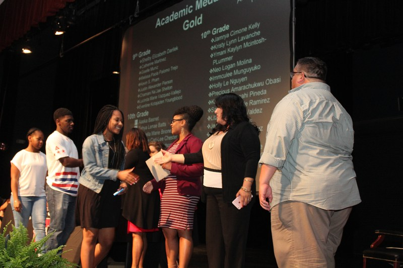 MISD Awards Program Recognizes Students, Donates More Than $1 Million in Scholarships Thumbnail Image