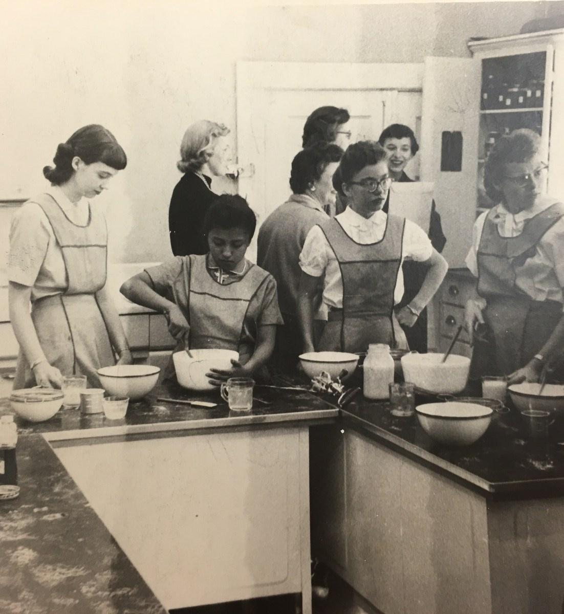 Retro ISD Cooking Class