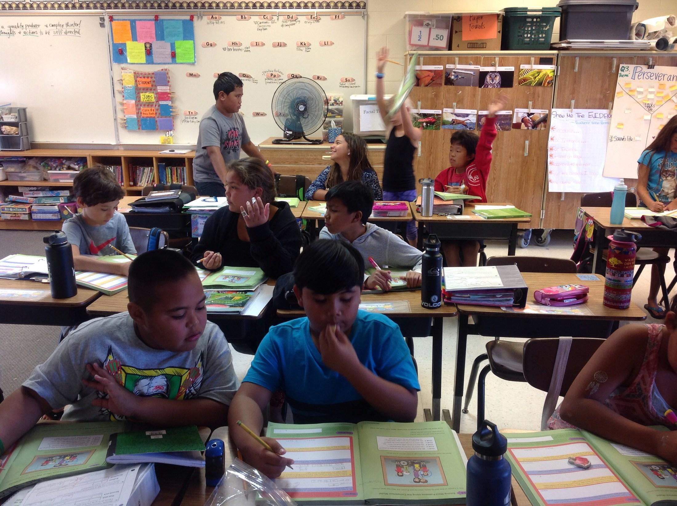Posts – Iokepa, Kelly – Waikoloa Elementary & Middle School