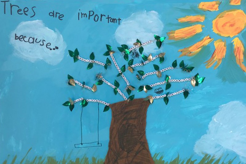 D124 students awarded in Arbor Day Contest Thumbnail Image