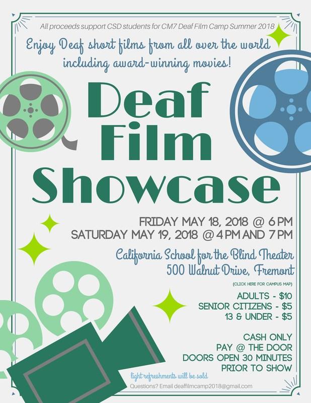 Enjoy Deaf short films from all over the world!