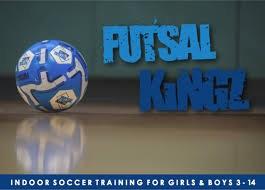 Ball with Futsal Kingz