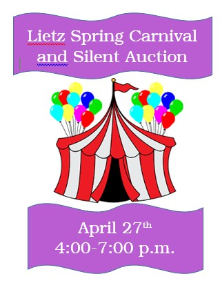 Lietz Annual Spring Carnival & Silent Auction-April 27th Thumbnail Image