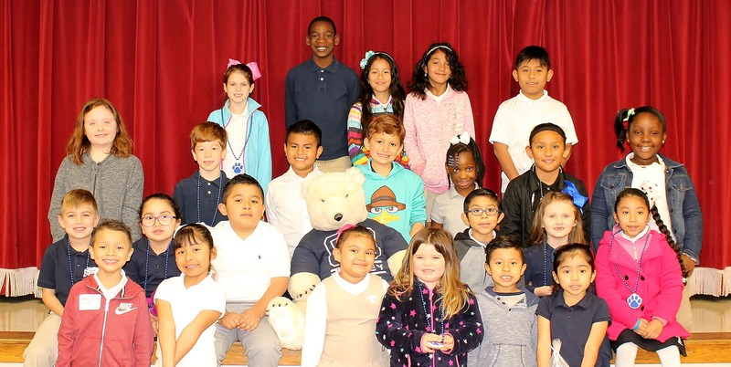 March Students of the Month Featured Photo