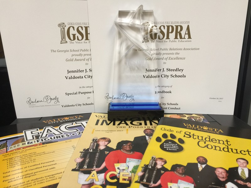 GSPRA Publication Awards