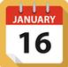 January 16