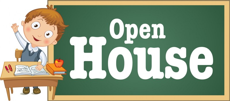 Open House (spring 2018) Featured Photo
