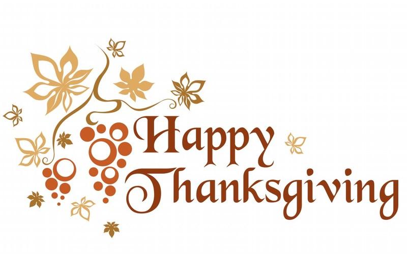 Thanksgiving Holiday Vacations Thumbnail Image