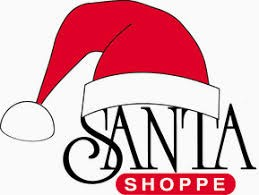Santa Shoppe words
