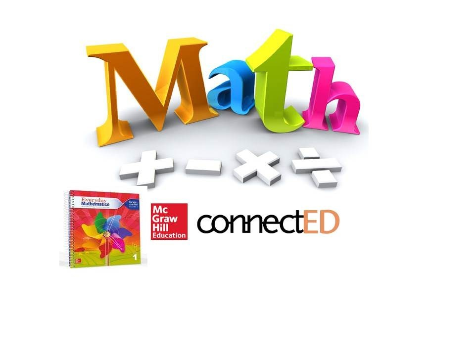 Math Connected Logo