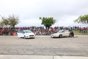 Car crash at Hemet High's Every 15 Minutes event