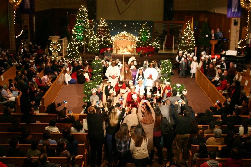 Annual St. Joseph the Worker School's Christmas Program Featured Photo