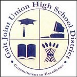 Galt Joint Union High School District (Old Logo)