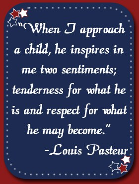Quote Pasteur