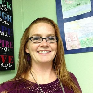 Mariah Phillips - Teacher of the Year