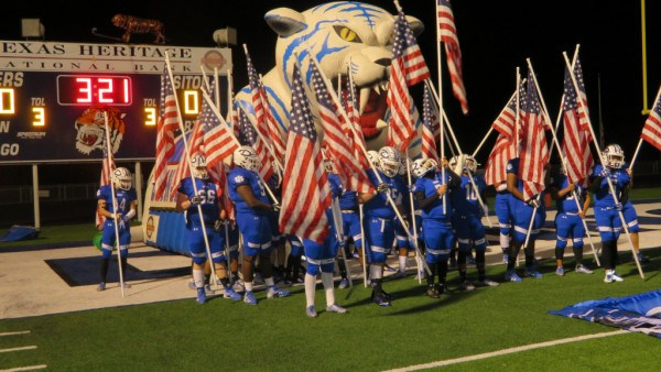 TIGERS vs LONE OAK--Bi-DISTRICT PLAYOFFS Thumbnail Image