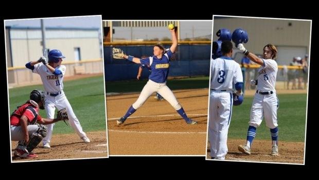 FHS Baseball and Softball Athletes