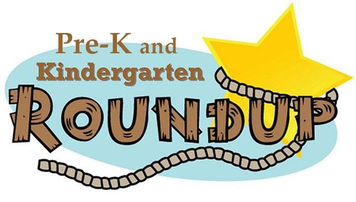 Pre - K and Kindergarten Roundup Thumbnail Image