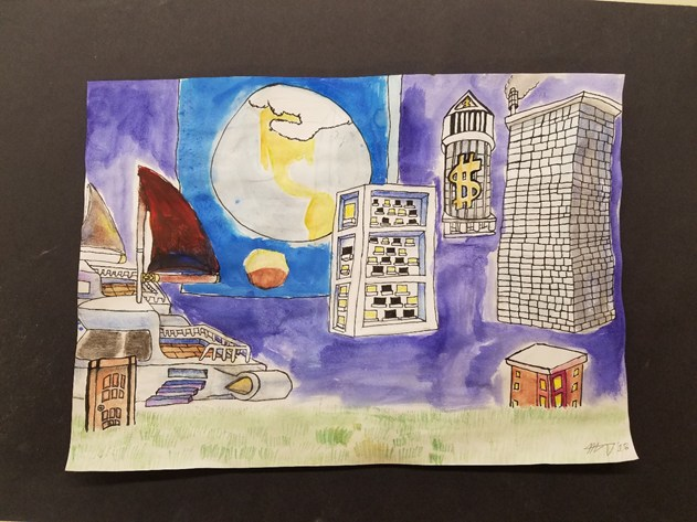 Matt Tyson to be Published by Crayola for STEAM Art Contest Featured Photo