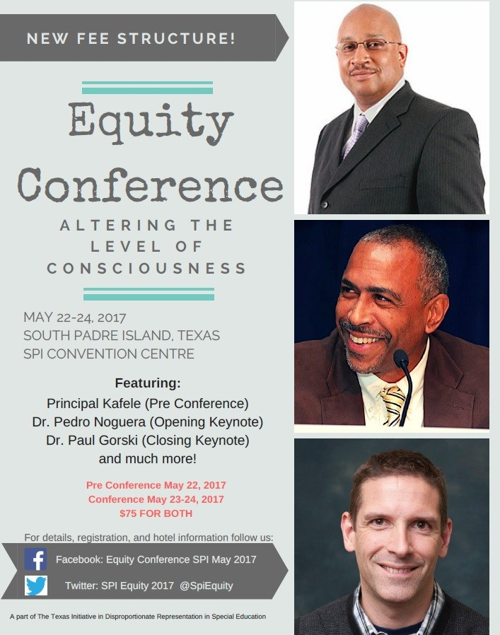 Equity Conference Information
