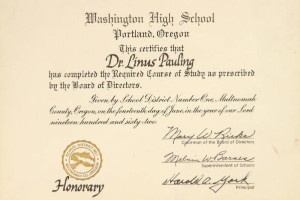 Pauling High School Diploma.jpg